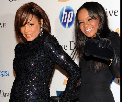 Leolah Brown, Bobby Brown's sister, causes a scene at Bobbi Kristina's funeral