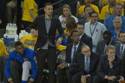 Golden State Warriors ready to rest Stephen Curry again