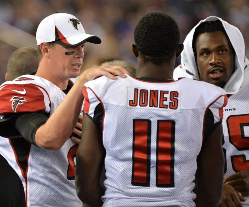Julio Jones, Matt Ryan working to keep Atlanta Falcons offense on same page