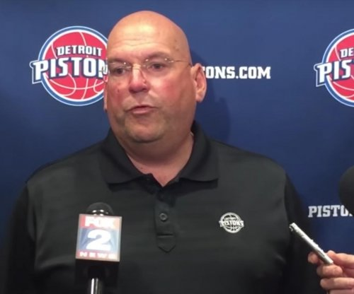 Detroit Pistons GM Jeff Bower gets extension