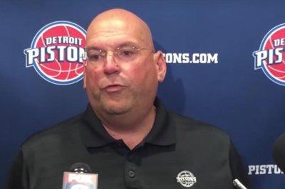 Detroit Pistons GM Jeff Bower gets extension