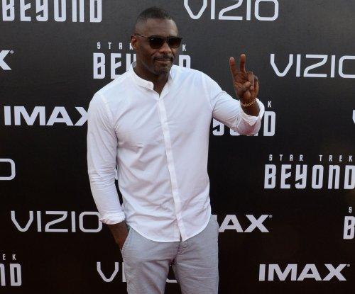 Idris Elba makes professional kickboxing debut
