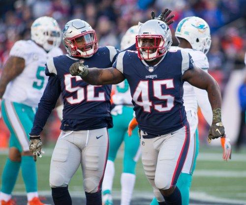 New England Patriots LB David Harris retires