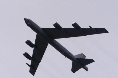 B-52 bomber excluded from drills after North Korea complains