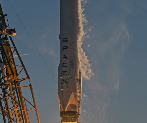 SpaceX launches SES-12 communications satellite