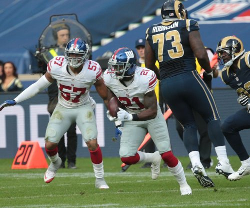 New York Giants S Landon Collins wants to be a team captain