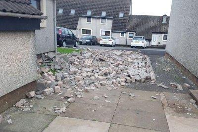 Storm Ali sets wind record, kills at least 1 in Northern Ireland