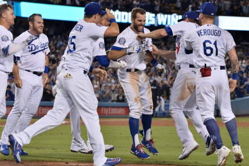 Dodgers look to bounce back against Padres