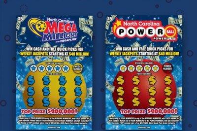N.C. man nearly threw away $200,000 winning lottery ticket