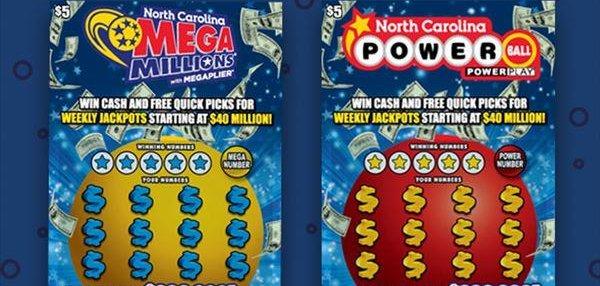 N C  man nearly threw away $200,000 winning lottery ticket