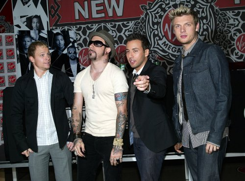 Backstreet Boys to release new CD