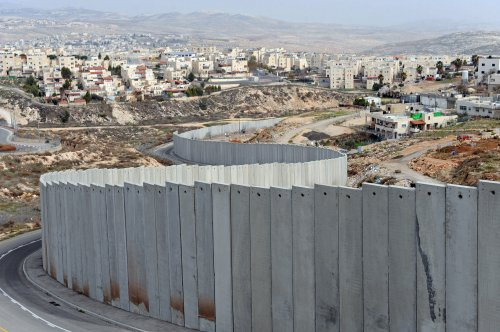 U.S. vetoes Israeli settlements measure