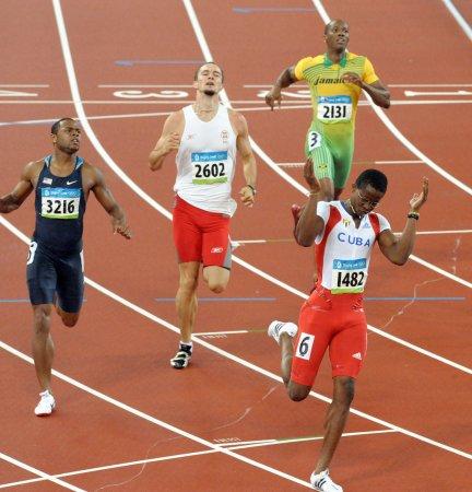 Olympic Medal: M 110 Hurdles