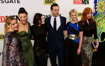 'Mad Men' cast talk about their season 7 characters