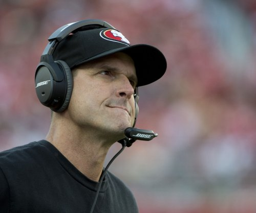 Jim Harbaugh, San Francisco 49ers end season with win over Arizona Cardinals