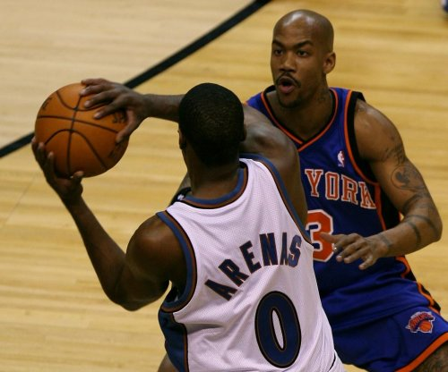 Ex-New York Knicks player Stephon Marbury honored in China with postage stamp
