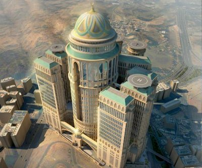 With 10K rooms, world's largest hotel coming to Saudi Arabia