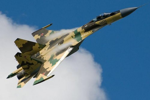 Russian Air Force gets additional fighters and bombers