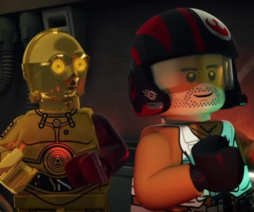 Watch: Toys 'R' Us releases 'Lego Star Wars' prequel videos