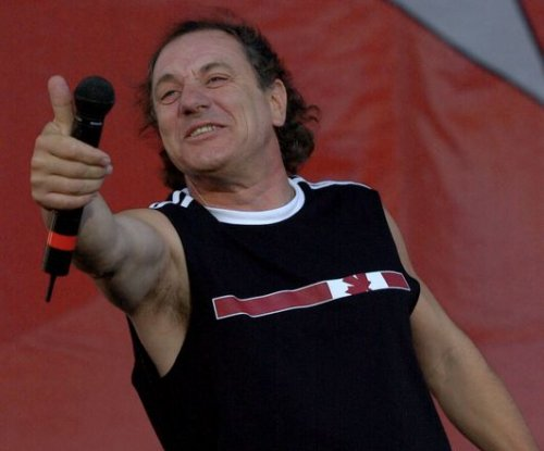 AC/DC's Brian Johnson's hearing condition improving