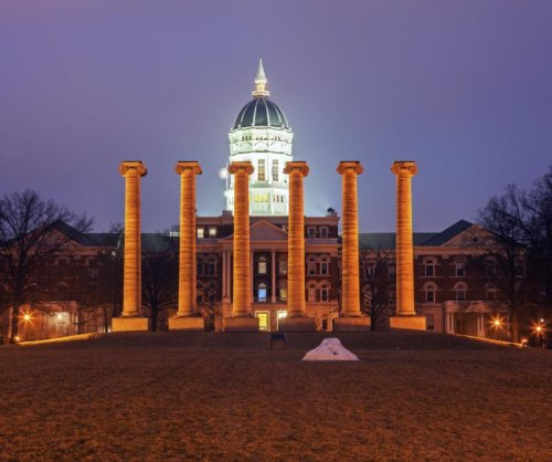 University of Missouri fraternity suspended after alleged racial slurs