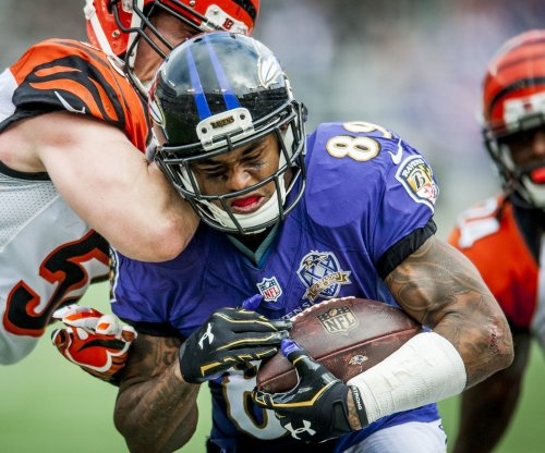 Baltimore Ravens' Steve Smith '89 percent sure' to retire after Bengals game