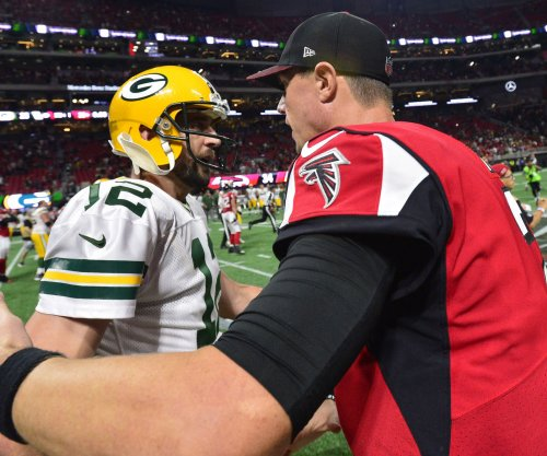Atlanta Falcons build big lead, keep Green Bay Packers at bay in 34-23 win