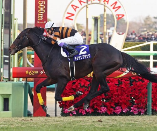 UPI Horse Racing Update: Santa Anita kicks off season, Kitasan Black ends career with win