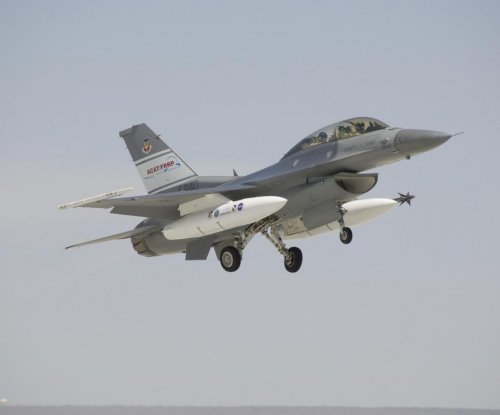 Terma awarded $44M contract to equip F-16s with 3D audio