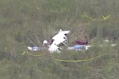 At least three killed in midair plane collision in Florida