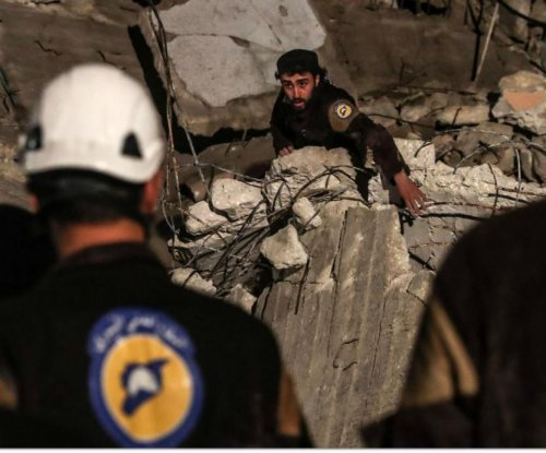Syria slams Israeli evacuation of White Helmets to Jordan
