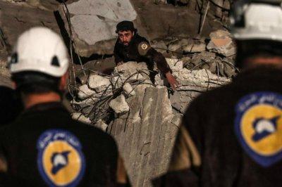 Syria slams Israeli evacuation of White Helmets to Jordan