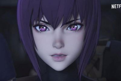 'Ghost in the Shell: SAC_2045': Netflix shares trailer for 3DCG anime series