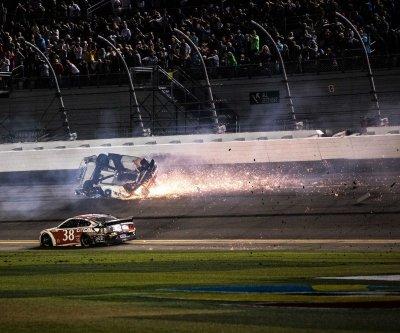 NASCAR to study Ryan Newman's car after violent Daytona 500 crash