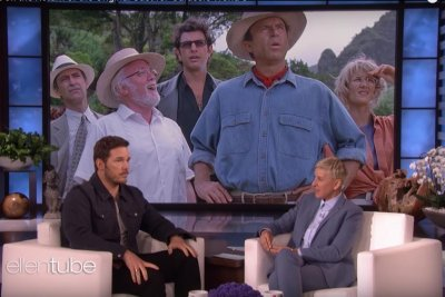 Chris Pratt compares 'Jurassic World 3' to 'Avengers: Endgame'