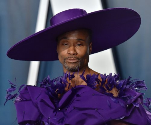 Billy Porter on filming during pandemic: 'Everybody looks like a stormtropper'