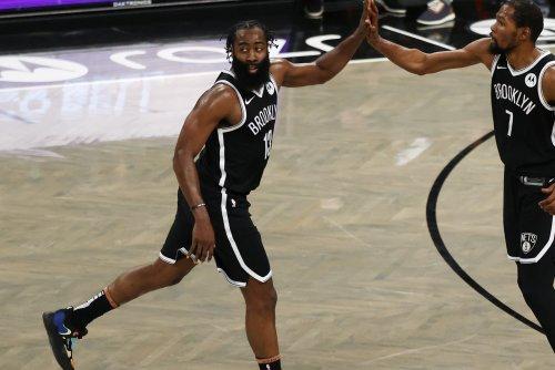 Nets' James Harden has triple-double in return to Houston