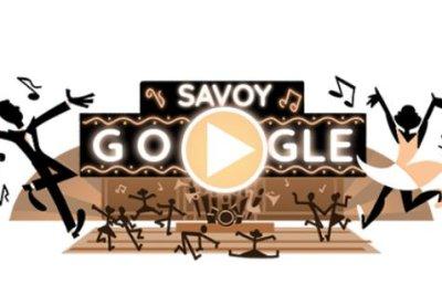 Google celebrates swing dancing, Savoy Ballroom with interactive Doodle