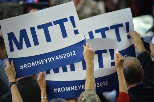 GOP convention nominates Romney