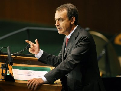Spain's prime minister reacts to criticism