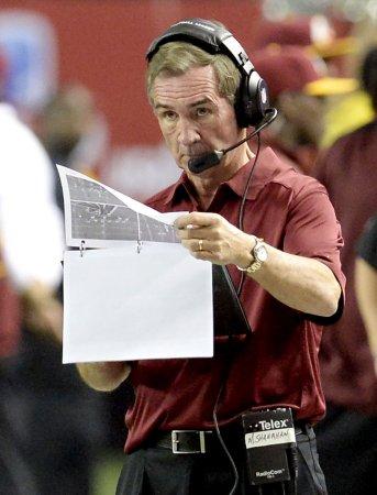 Redskins fire Coach Mike Shanahan