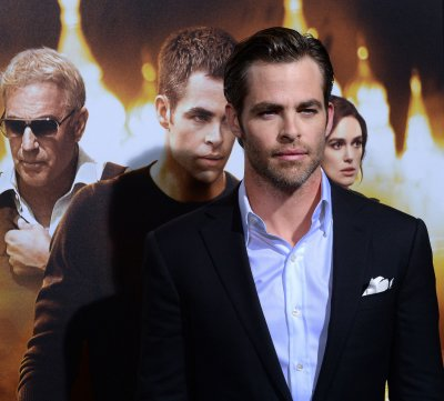 Chris Pine charged with DUI
