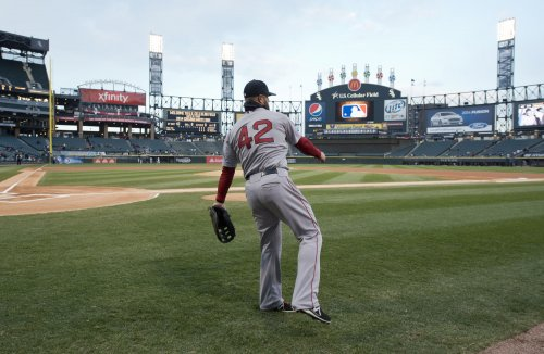 Red Sox come out over Reds