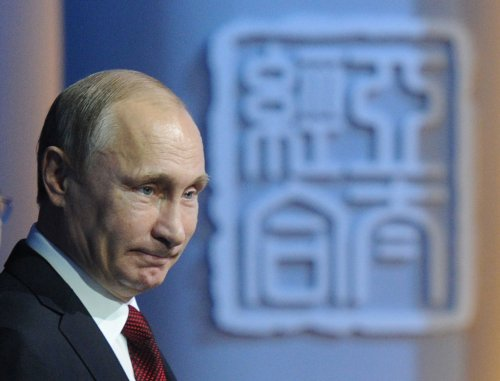 Putin: U.S. wants to subdue Russia, but will fail