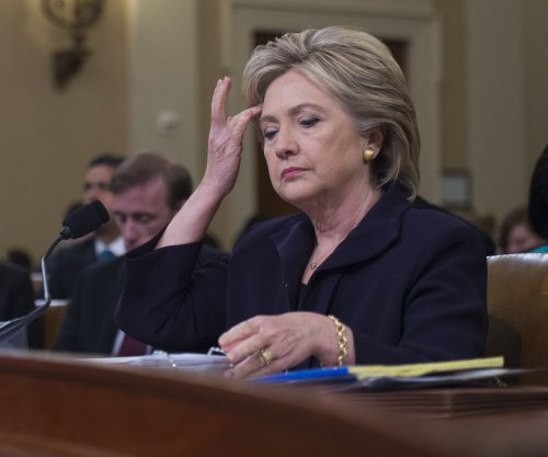 Most Americans think Clinton's email use illegal, unethical