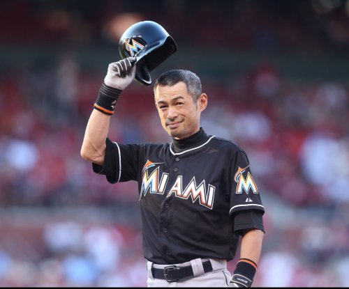 Miami Marlins' Ichiro Suzuki keeps discovering fountain of youth