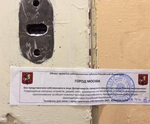 Government officials close Amnesty International's Moscow office