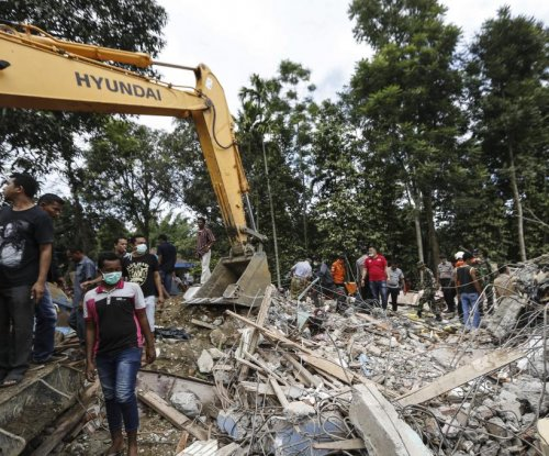 6.5-magnitude earthquake in Indonesia kills dozens
