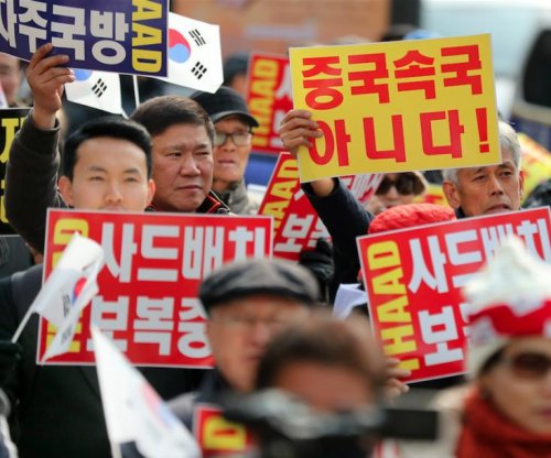 China's state tabloid warns South Korean company over THAAD