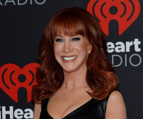 Kathy Griffin on Trump photo: 'If you don't stand up, you get run over'